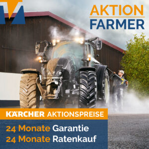 Aktion Farmer – Kärcher (2021)